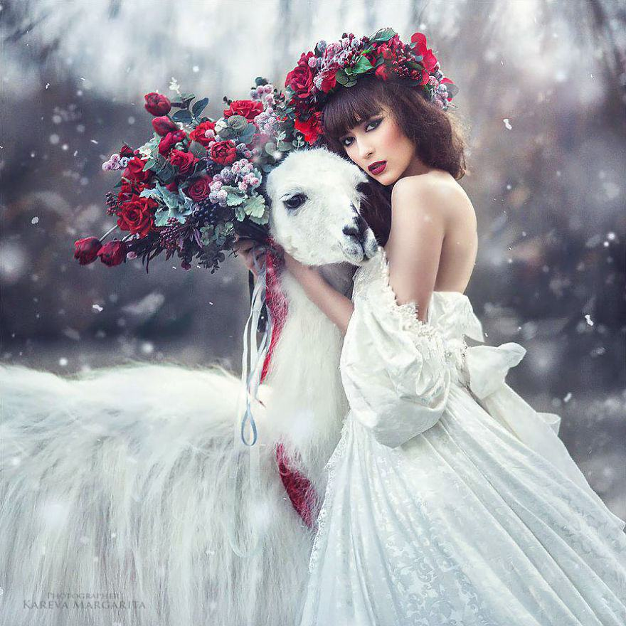 Russian Fairy Tales Brought To Life In Gorgeous Photographs By Margarita Kareva 6