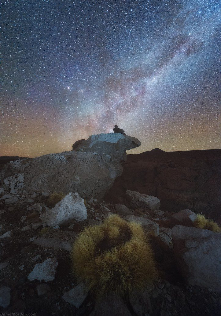Salar De Uyuni And Milky Way Spectacular Photos Of Our Galaxy Mirrored In The Worlds Largest Salt Flat By Daniel Kordan 8
