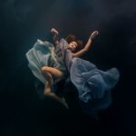 """""""Silver Swallow"""": a majestic underwater photography series by Ilse Moore"""