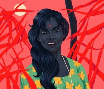 The beauty of Indian culture in illustrations by Muhammed Sajid