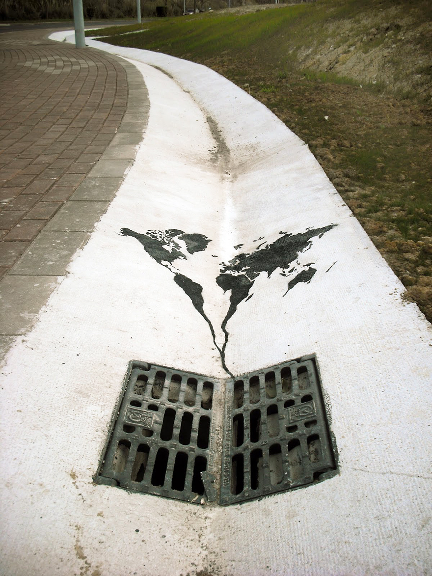 The Hidden Face Of Things The Poetic Street Art Of Pejac 2