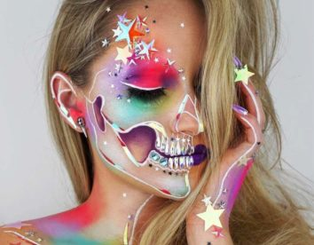 The stunning makeup art of Vanessa Davis