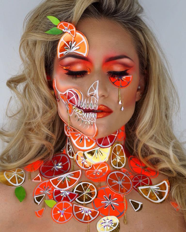 Photo @griot_sp | Body painting, Body art, Pintura
