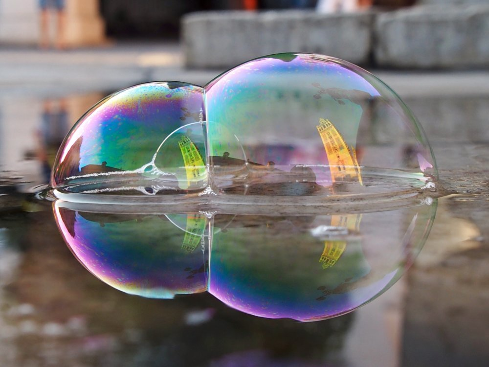 The World From The Point Of View Of Soap Bubbles By Khaled Youssef 1