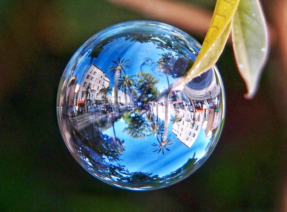 The World From The Point Of View Of Soap Bubbles By Khaled Youssef 10
