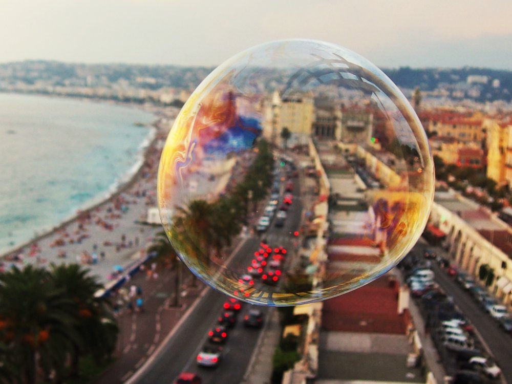 The World From The Point Of View Of Soap Bubbles By Khaled Youssef 8