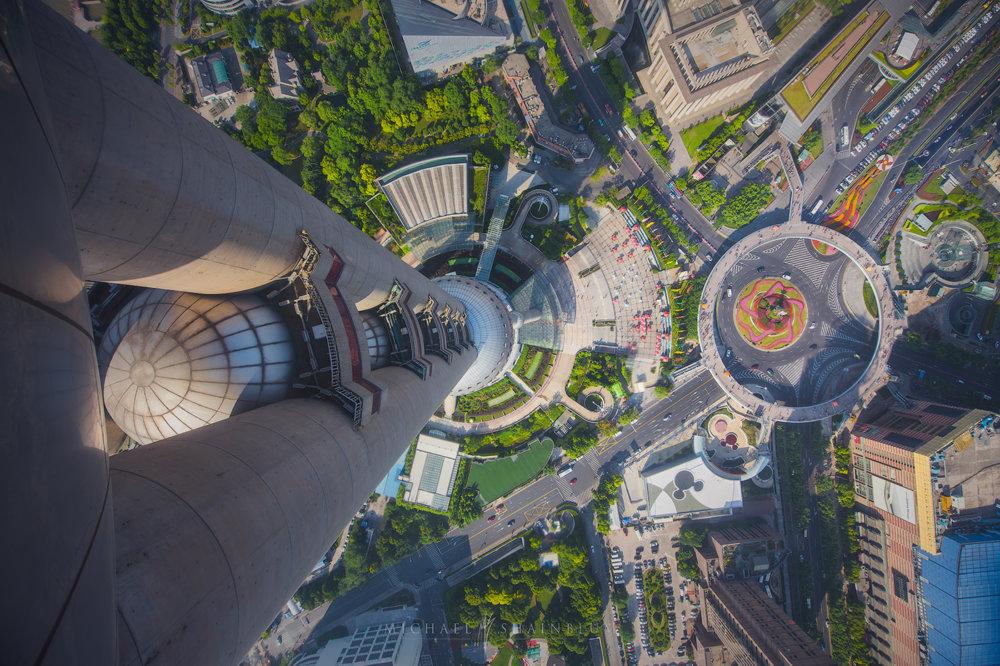 Amazing Cityscape Photograph Series Of Shanghai By Michael Shainblum 2