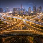 Amazing cityscape photograph series of Shanghai by Michael Shainblum