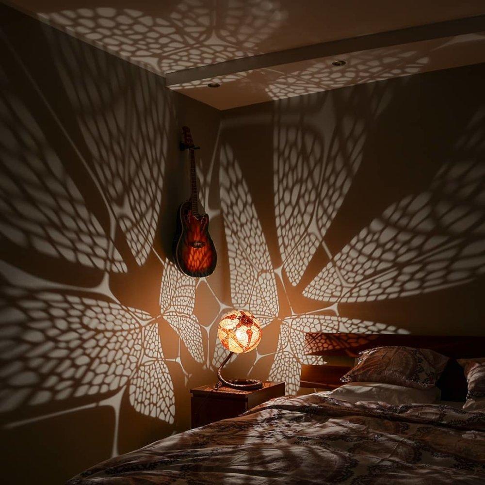 Calabarte Superb Calabash Sculptures That Are Also Lamps Designed By Przemek Krawczynski 5