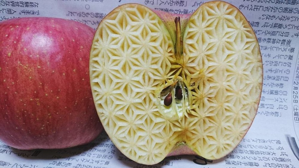 Eating With The Eyes Incredible Thai Fruit And Vegetable Carvings By Gaku 2