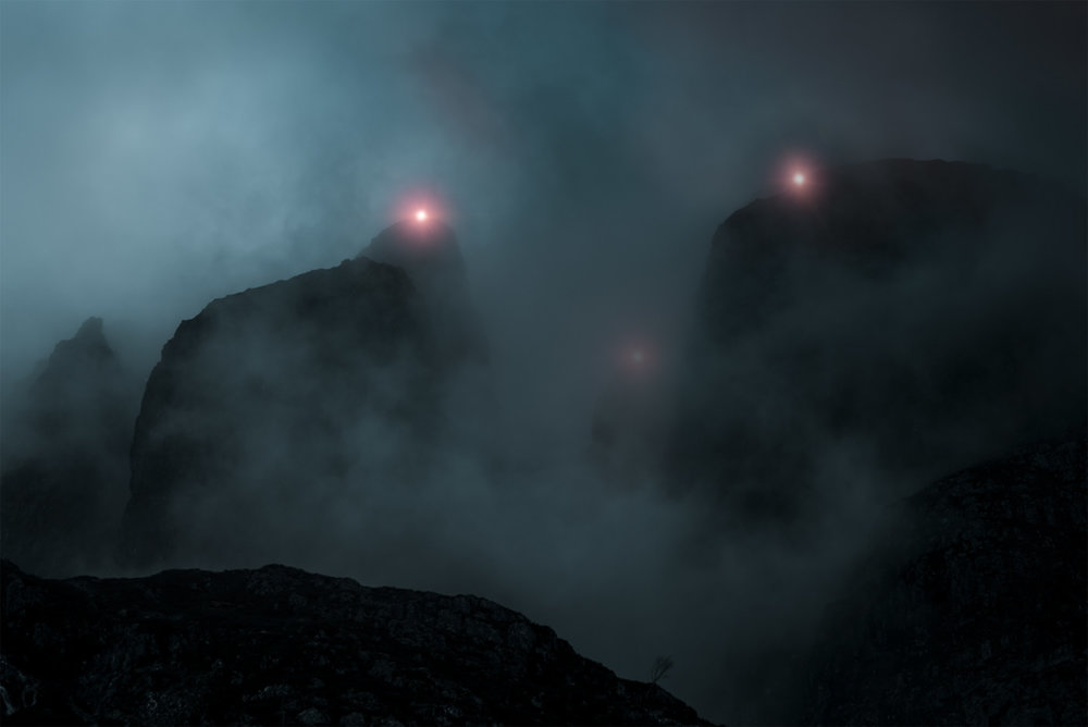 Luminous Signals Stunning Foggy Landscape Photographs By Jan Erik Waider 8