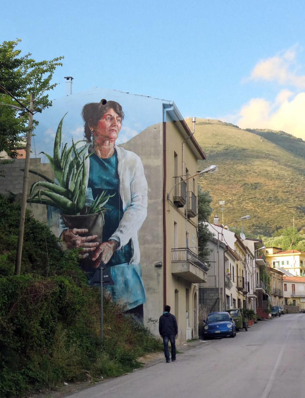 Magnificent Giant Photo Realistic Murals That Portray Political And Social Issues By Fintan Magee 1