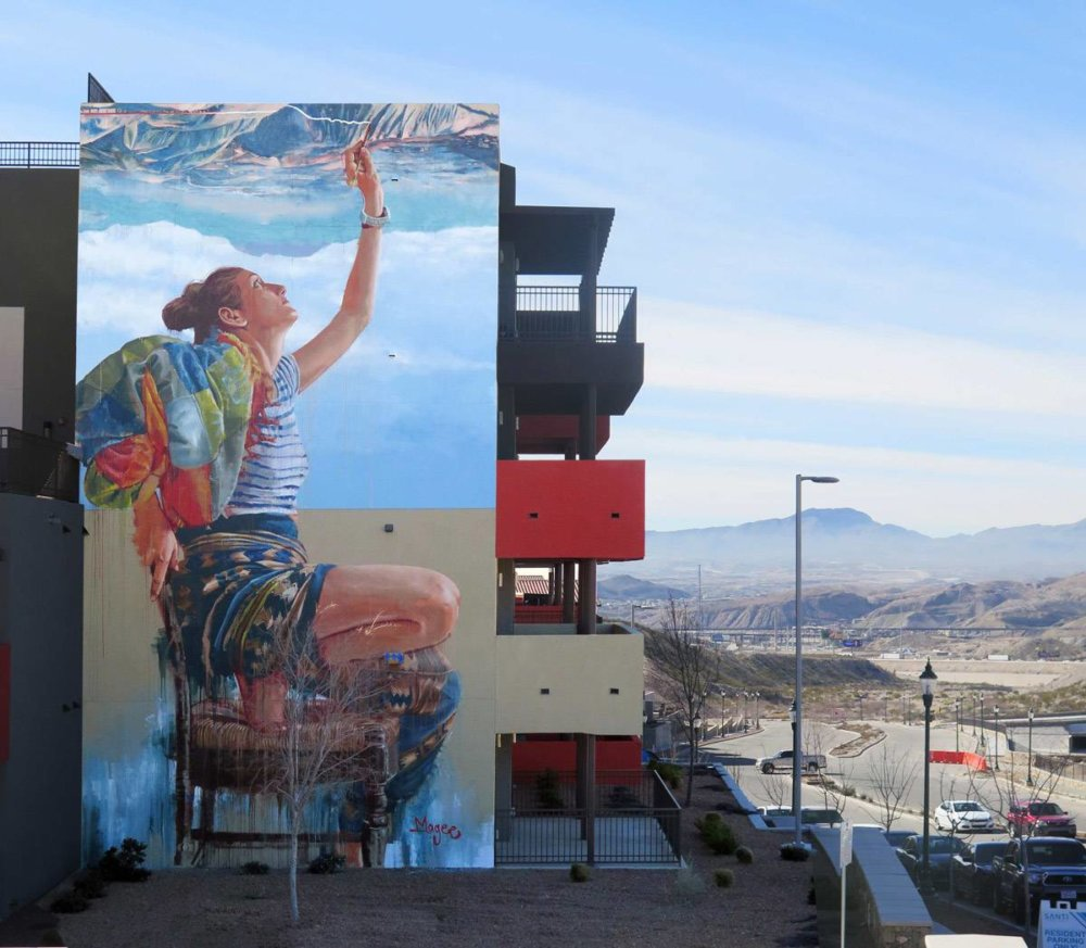 Magnificent Giant Photo Realistic Murals That Portray Political And Social Issues By Fintan Magee 5