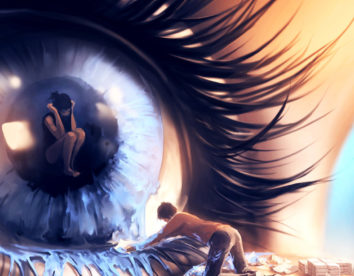 'Otherworldly world': dreamy illustrations by Cyril Rolando
