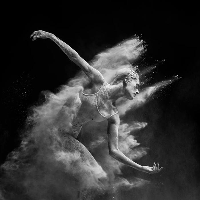 The Explosive Dance Portraits Of Alexander Yakovlev 1