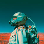 """The Spectral Divide"": space exploration-themed photograph series by Mako Miyamoto"