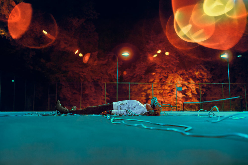 The Spectral Divide Space Exploration Themed Photograph Series By Mako Miyamoto 2