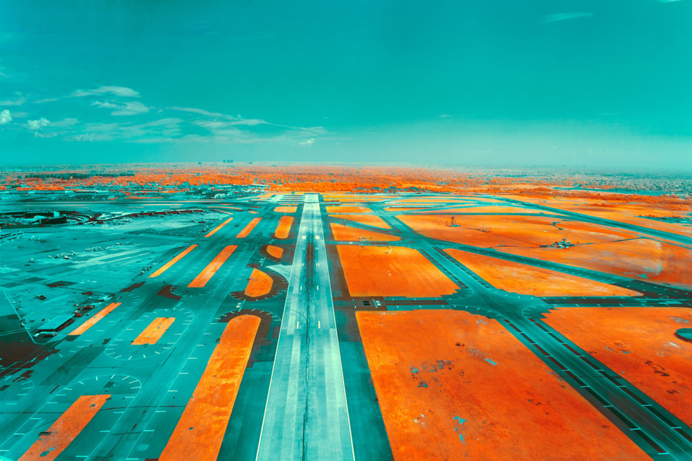 The Spectral Divide Space Exploration Themed Photograph Series By Mako Miyamoto 5